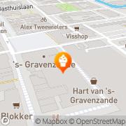 Kaart Klootwijk Bakkerij s-Gravenzande, Nederland