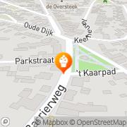 Kaart Eijndhoven Bakkerij J W M van Liempde, Nederland