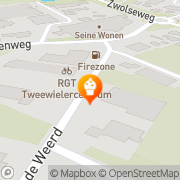 Kaart Boer Bakkerij Heino, Nederland