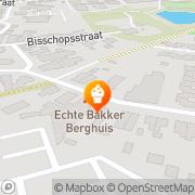 Kaart Bakkerij Berghuis Beilen, Nederland