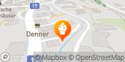 Karte Beck Alt Oberendingen, Schweiz