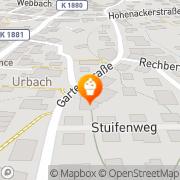 Karte Wiedmaier GmbH Urbach, Deutschland