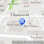 Map Massage Heights Gilbert, United States