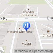 Map LaVida Massage of Chandler Chandler, United States
