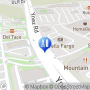 Map iTAN - Ynez Rd Temecula, United States