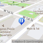 Map BTS Beauty Studio Los Angeles, United States