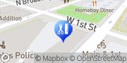 Map Medisilk Los Angeles, United States
