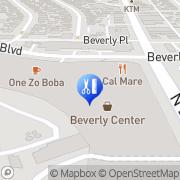 Map L'OCCITANE EN PROVENCE Los Angeles, United States