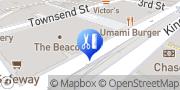 Map Tan Bella Tanning Salon San Francisco, United States