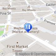 Map Tan Eda Su Ling-Morrison San Francisco, United States