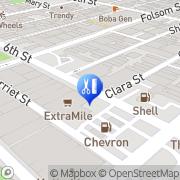 Map Ensoma Marion Pernoux San Francisco, United States