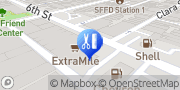 Map GSQUARED A SOMA Hair Studio San Francisco, United States