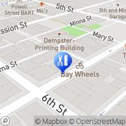 Map SOMA Precision San Francisco, United States