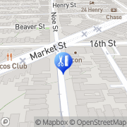 Map Great Tan San Francisco, United States