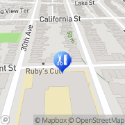 Map Ruby's Cut San Francisco, United States