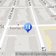 Map MegaTan Tanning Salon  San Francisco, United States