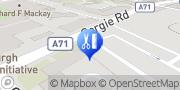 Map Jan Liu Hair & Makeup Studio Gorgie, United Kingdom