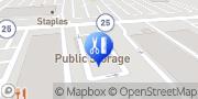 Map Garden OB/GYN Commack, United States