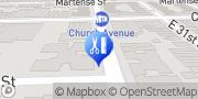 Map Msfiner Brooklyn, United States