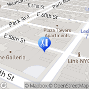 Map Smoothlaser New York, United States