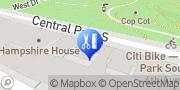 Map SEV Laser New York, United States