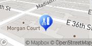 Map Manhattan Aesthetics New York, United States