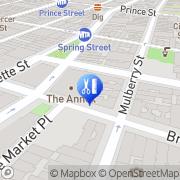 Map Next Level Barbershop New York, United States