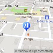 Map Anju Threads Philadelphia, United States
