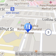 Map Jean Madeline Aveda Institute Philadelphia, United States