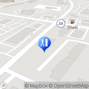 Map Barber Bred Barbers Shop Randallstown, United States