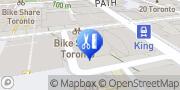 Map Hair Club Toronto, Canada