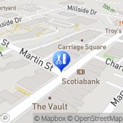 Map Halton Medical Aesthetics Milton, Canada