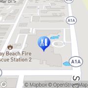 Map nSpa Delray Beach, United States
