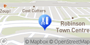 Map Bath & Body Works Pittsburgh, United States