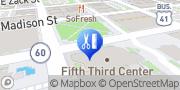 Map Tre MedSpa Tampa, United States