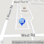 Map Starmoon Massage Wixom, United States