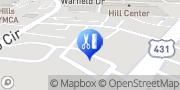Map The Lash Lounge Nashville, United States