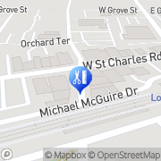 Map Park Avenue Hair Design Lombard, United States