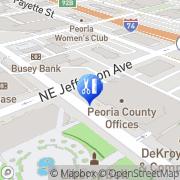 Map Five Senses Salon and Spa  Peoria, United States