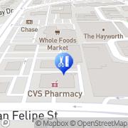 Map Massage Heights Houston, United States