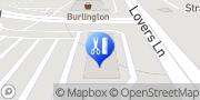 Map The Lash Lounge Prosper, United States