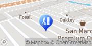 Map Bath & Body Works San Marcos, United States