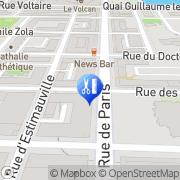 Carte de Gharram Abdel Kamel Le Havre, France
