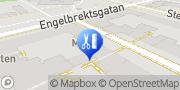 Karta Meddo Drop In Solarium Hedåsgatan 3 Göteborg, Sverige