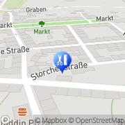 Karte Cornelia Sporn Adorf, Deutschland