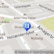 Kort Directors Cut København, Danmark
