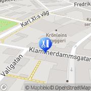 Karta Klippoteket Hon och Han Halmstad, Sverige