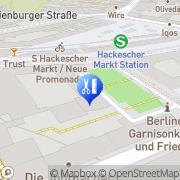 Map HOSHI COUPE Berlin Berlin, Germany