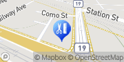 Map F.Men.Barbershop East Malvern, Australia