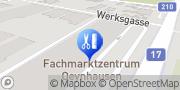 Karte MegaSun Lounge Sonnenstudio Oeynhausen Oyenhausen, Österreich